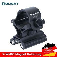 OLIGHT X-WM03 Magnethalter für Profis - geeignet für die Taschenlampen, 23-26 mm