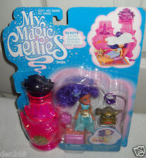 #9106 Nrfp Vintage Kenner My Magic Genies Serina Doll