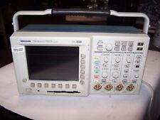TEKTRONIX TDS3014 FOUR CHANNEL COLOR DIGITAL PHOSPHOR OSCILLOSCOPE 100 MHz