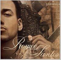 Mi Formula Vol. 1 - Romeo Santos CD Sealed New !