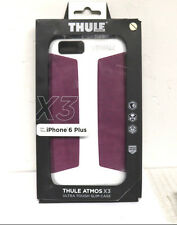"THULE - ATMOS X3 WHITE/ORCHID PURPLE - iPhone 6/6s Plus 5.5"": TAIE-3125"