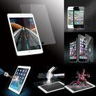 Premium HD Tempered Glass Screen Protector for iPhone 4 5 6 6sPlus/iPad/Mini/Air