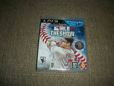 MLB 11: The Show (Sony PlayStation 3, 2011) video Game