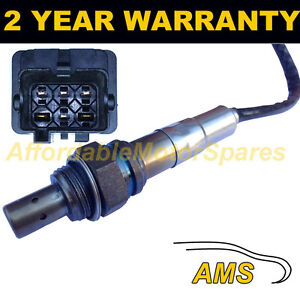 FOR Volvo XC70 Cross Country 2.4 5 Wire Wideband Oxygen Lambda Sensor Front