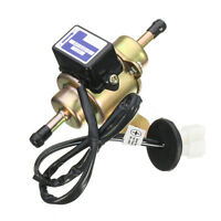 12V Universel Pompe à Carburant Essence Diesel Électrique Basse Pression Moto