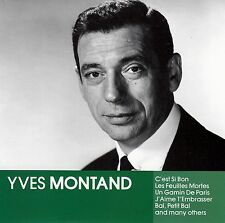YVES MONTAND : YVES MONTAND / CD - TOP-ZUSTAND