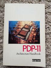 PDP-11 ARCHITECTURE HANDBOOK