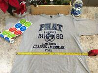 Vtg 90s Phat Farm Alma Mater 1992 Classic American Flava RARE GIFT VINTAGE XL