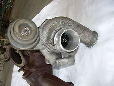 Turbolader  OPEL Zafira 2.0 DI  60 KW Garrett AR 35 m. Krümmer 90500926
