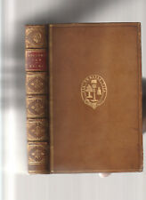 ANCIENT LAW. By Sir Henry Maine 1891. Third Edition in Leather. Nice Tight Copy.