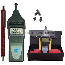 DT-2856 Photo Contact Tachometer Laser RPM Meter Speedometer for Fan Motor