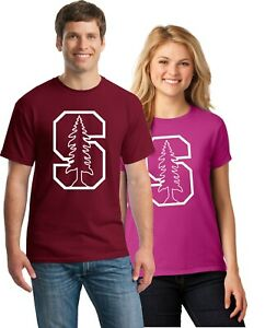 Stanford University Tee Shirts Men's & Women's up to 5x
