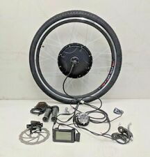 2in1 E-Bike conversion kit 36V/48V/60V 250w -1500w 700c/ 29ER wheel.