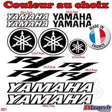 Planche 13 stickers Yamaha R1 - Autocollant decals YZF YZFR1 1000 diapason - 021