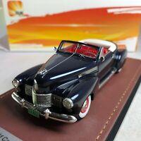 1/43 GLM Cadillac Series 62 Convertible 1941 GLM119701