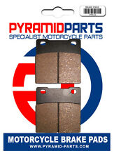 Kawasaki ZXR750 89-90 Rear brake pads