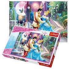 Trefl 200 Piece Bambini Disney DANZANTE Castello Della Principessa Puzzle NUOVO