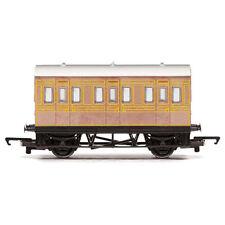 HORNBY Coach R4674 LNER 4 Wheel Coach - Railroad