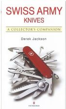 Victorinox Swiss Army Knives A Collector's Companion Hard Cover Book 17004 *NEW*