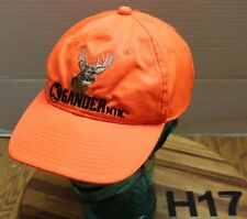 Hunter Orange Winter Headband Outdoor Cap Stock # G280