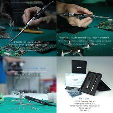 Mini TS100 OLED Digital 65W Soldering Iron Welding Controller Tips DC5525 OLED I