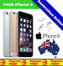 (NEW & SEALED) Apple iPhone 6 | 4G Smartphone | Factory Unlocked | 16GB 64GB