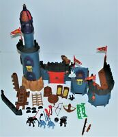 Fisher Price Imaginext Battle Castle Pieces Figures Weapons Towers Model 78333