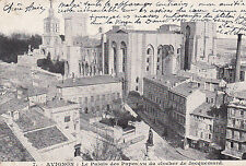 Carte Postale Ancienne  Avignon