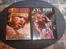 Guns N' Roses - DVD Collector's Box (DVD, 2007, 2-Disc Set)