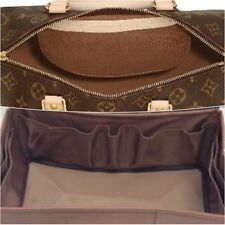 Bag Organizer Base Shaper Internal for LV SPEEDY 35 in Brown COLOR