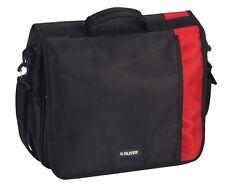 # OLIVER Office Bag schwarz/rot