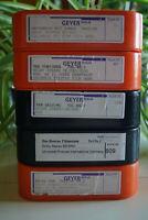 5 35mm Kino Trailer Filmtrailer Punisher Bourne Ultimatum Van Helsing 29