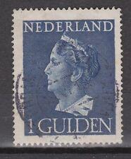 NVPH Netherlands Nederland nr 346 used Koningin Wilhelmina 1946 Pays Bas