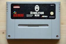 SNES - Demolition Man für Super Nintendo