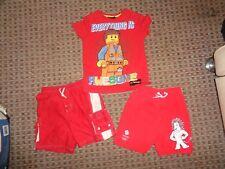 GEORGE-BOYS BUNDLE age 5-6-7 MIXED ITEM CLOTHES,MULTI,BEACH SHORTS T-SHIRT TOP