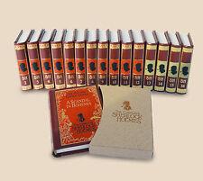 MINIATURE BOOK  Sir Arthur Conan Doyle Vol. 1 -Vol. 16