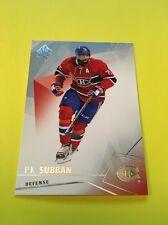 P.K. Subban  Canadiens 2015-2016 SP Authentic #3