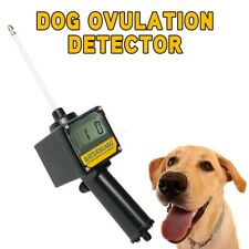 Dog Ovulation Detector Tester Pregnancy Plan Breeder Canine Mating+Carry Case