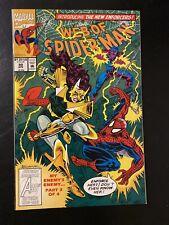 Web of Spider-Man Vol 1 (Marvel, 1993) #99 1st App Nightwatch in Costume