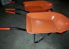 Set of 2 wheelbarrow Kids Garden tools Truper