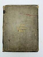 Martin Luther Jubilaums Buchlein Vintage Antique 1800s German Lutheran Book RARE