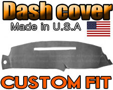 fits 1997 1998  GMC  SIERRA   DASH COVER MAT DASHBOARD PAD  /  CHARCOAL GREY