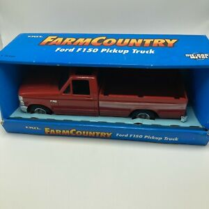 Ertl Farm Country Ford F150 Pickup Truck Red