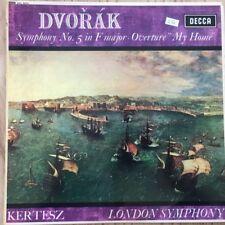 SXL 6273 Dvorak Symphony No. 5, etc. / Kertesz / LSO W/B