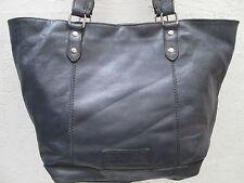 AUTHENTIQUE sac à main  MELLOW YELLOW  cuir  vintage bag