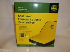 JOHN DEERE SMALL SEAT COVER FOR SEATS WITH 11in BACK REST LAWN TRACTORS LP22704