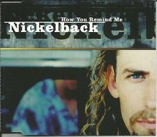 NICKELBACK How you Remind Me ACOUSTIC & UNRELEASED CD single Slimline Case Vers