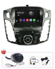 US Ship Camera+Map Android 5.1 Car GPS Satnav Radio For Ford Focus 2012-2014