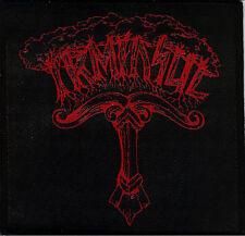 Irminsul Logo Patch Moonsorrow Skyforger Manegarm Pagan Viking Folk Metal