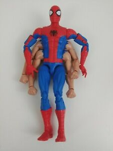 "Hasbro Marvel Legends Six Armed Spider-Man 6"" Action Figure"